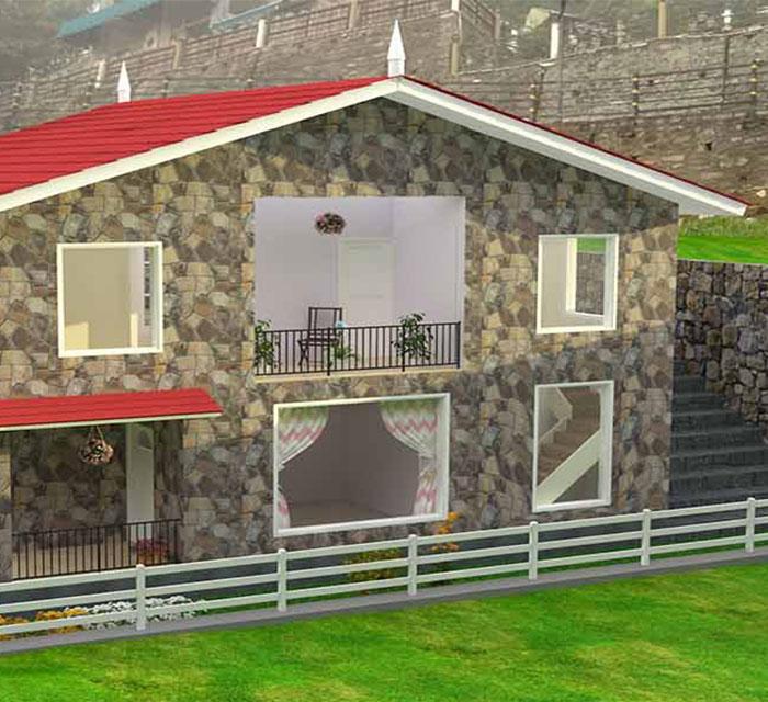 buy cottage in mukteshwar